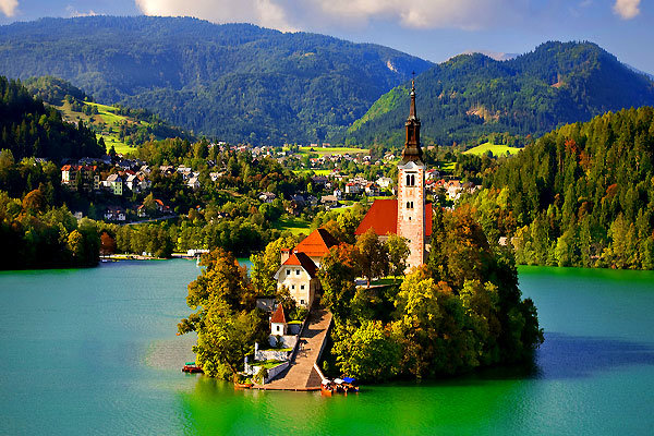 اقامت اتریش از راه ثبت شرکت