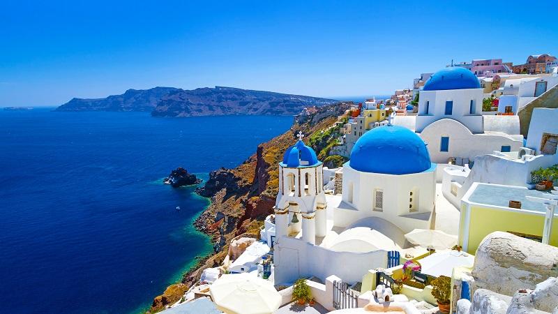 اقامت یونان