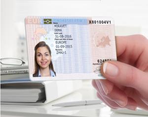 کارت آبی آلمان Germany Blue Card