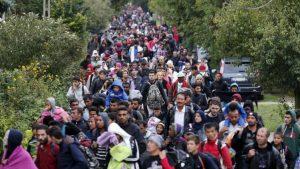 روش های قانونی مهاجرت