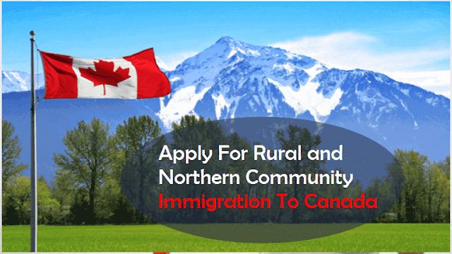 مهاجرت به شهرهای کوچک و شمالی کانادا