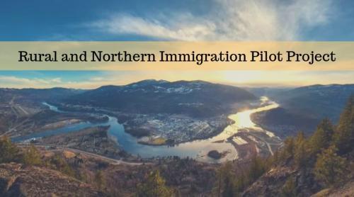 مهاجرت به کانادا از طریق شهرهای کوچک و شمالی کانادا