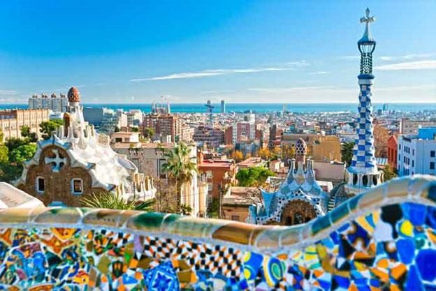 اقامت اسپانیا از راه تمکن مالی