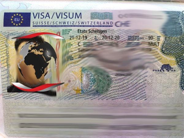 ویزای سوئیس 1
