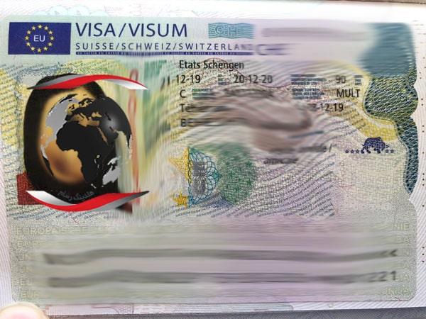 ویزای سوئیس 2